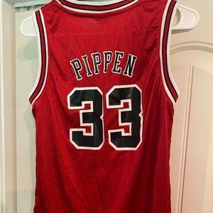 NBA Reebok Scottie Pippen Jersey #33
